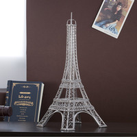 Wholesale J9 EIFFEL TOWER MODEL STATUES SCULPTURE STAINLESS HAND MADE ART CRAFTS WEDDING amp BIRTHDAY amp HOME amp OFFICE amp GIFT amp PRESENT