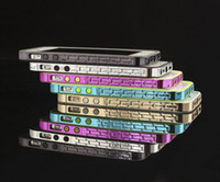 BRACELET WATCH CHAIN BUMPER CASE COVER FOR APPLE IPHONE 5 5S