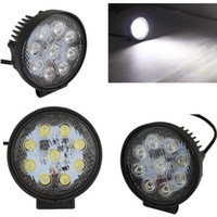 Wholesale 4PCS W LED Work Light IP67 Tractor Truck SUV UTV ATV Offroad FLOOD SPOT Lamp V V