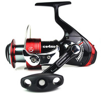 Cheap Available Free shipping GOOD FISHING GEAR CATKING EY60 spinning reel a Fishing Reels Bait Alert Spinning