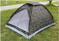 Wholesale Hot sale person camping tent outdoor Camouflage tent ZO82