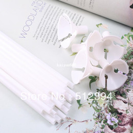 Balloon decoration accessories samples balloon decoration free shipping wedding decoration supplies 100pcs lot white thicken balloon sticks and cups wholesale balloon holder junglespirit Image collections