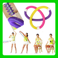 Wholesale SMILE MARKET Hot Spring Soft Hula Hoop