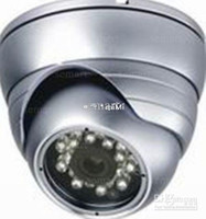 vandal proof ir dome camera - Outdoor Vandal proof IR Dome Camera with m IR Distance