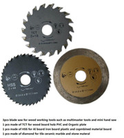 Wholesale mini hand saw accessories saw blade made of diamond for tile tct for wood at good price and fast delivery