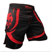 Wholesale Hot Sale New Mens MMA Fight Shorts Boxing Trunks Bodybuilding Shorts Muay Thai Short Jiu Jitsu Sanda Wear