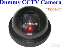 Wholesale Emulational Fake Decoy Dummy Security CCTV DVR for Home Camera with Red Blinking LED Plug