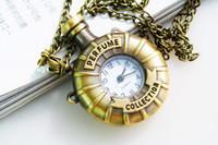 Cheap Dress pendant watch necklace Best Unisex Quartz pocket watch