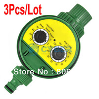 Wholesale 3Pcs Hot Sale Automatic Electronic Outdoor Yard Garden Water Timer Irrigation TK1000