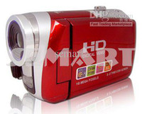 Wholesale Rotation LCD MP X Digital Video Camera Camcorder HD A70 with High Definition