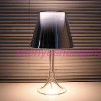 Wholesale Flos Miss K transparent table lamp modern light Philippe Starck design lving room bedroom table lighting desk light multi color