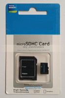 Wholesale GB Class Micro sd card TF Memory Card Free Adapter and Blue Retail Packaging sky360 DH0902h