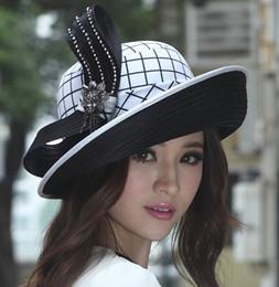 Discount Womens Wide Brim Dress Hats | 2017 Womens Wide Brim Dress ...