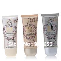 1pcs 60ml Maquillage cosmétique hydratant Réparation Blanchiment BB BLEMISH BAUME Cover Cream 3 styles au choix