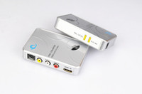 Wholesale HDMI to Composite S Video Converter Full HD P with retail packlage