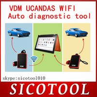 Wholesale VDM UCANDAS WIFI Full System Automotive Diagnostic Tool with good price automotive scanner vdm ucandas