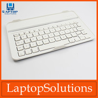 Wholesale Bluetooth Wireless Keyboard Ultrathin Aluminum Case Dock for Samsung Tab Pro T320