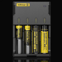 Nitecore I4 Universal Charger SYSMAX Version 2. 0 for CR123A ...