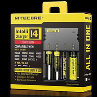 Nitecore BatteryCharger for 18650 16340 26650 10440 AA AAA 1...