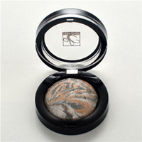 Wholesale Marble Baking Eye Shadow Stereo Baking Powder Eye Shadow for Eye Makeup Waterproof Design Hot Sale