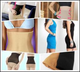 Wholesale 300Pcs Invisible Body Shaper Tummy Trimmer Waist Stomach Control Girdle Slimming M02