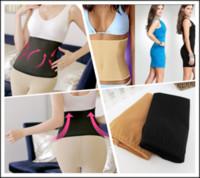 Wholesale 120Pcs Invisible Tummy Trimmer Slimming Belt Body Trimmer Waist Slender Belt M02