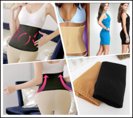 Wholesale 120Pcs Invisible Tummy Trimmer Slimming Belt Body Trimmer Waist Slender Belt M02
