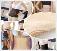 Wholesale 50Pcs Belt Invisible Body Shaper Tummy Trimmer Waist Stomach Control Girdle Slimming Belt M02