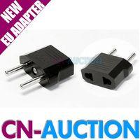non-grounding adapter plugs converters - Universal Travel Adapter AU EU US to EU Adapter Converter Power Plug Adaptor Converter CN PA02