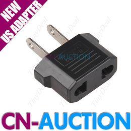 Wholesale Universal US Travel Adaptor AU EU to US Adapter Converter AC Power Plug Adapter Connector CN PA03