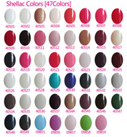 Cheap 2014 New Arrival Gelish Nail Polish Soak Off UV LED Gel Polish Total 242 Fashion Colors Available Free Shipping
