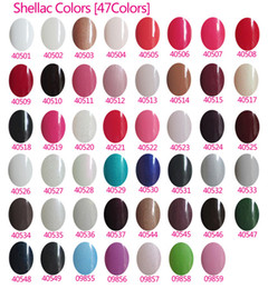 Wholesale 2014 New Arrival Gelish Nail Polish Soak Off UV LED Gel Polish Total Fashion Colors Available