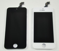 Wholesale Top AAA LCD Display Touch Screen With Digitizer Full Assembly Replacement For iPhone C DHL from cardmate