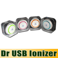 Wholesale Dr USB Ionizer Colors Available Dr USB Air Purifier Ionizer removing odours smoke dust and pollen Lightweight and portable