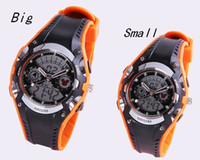Wholesale Boys sport watch two types same price in fashion