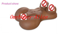 Cheap SEX TOYS - Full Silicon Sex Dolls with 36D breast Vagina Ass pussy sex toys for Men; Solid Love Dolls, drop shipping