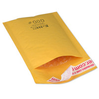Wholesale UPS quot x quot Premium US MADE Kraft Bubble Padded Mailers Envelope Bags