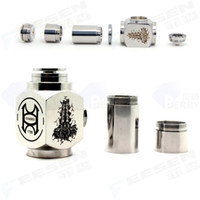 Retail packing Stainless steel  Stainless steel mechanical e pipe mod hammer mods electronical tobacco hammer mods with 18350,18650,18590 battery