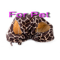 Wholesale 2014 Hot Sale Cat Tunnel Holes With Hair Balls Pet Products Leopard Print Crinkly Cat Fun Holes Long Tunnel Kitten Toys