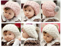 Cheap Free Shipping 2012 Hot Selling 5 Pieces Lot New Fashion High Quality Design Baby Hat