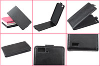 Cheap New Black Color Flip PU Leather Case With Back Cover For ZOPO ZP1000 8510 Smart Phone Post