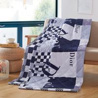 Wholesale ywxuege grid Spring Summer Autumn cotton quilt duvet comforter Single Double Queen King kg quilt