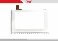 Wholesale For China Tablet Pad Digitizer Touchscreen New Touch Screen Replacement Table PC Screen Repair Parts Inch Black White YC101