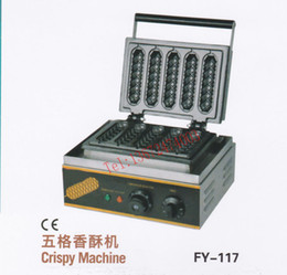 Wholesale good quality with CE for hot dog lolly waffle maker machine french hot dog maker hot dog stick