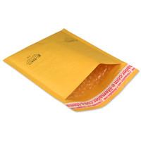 Kraft Bubble bubble envelopes - 300 x10 KRAFT BUBBLE MAILERS PADDED MAILING ENVELOPE BAG US MADE