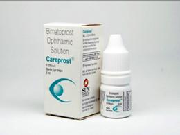 Wholesale Bimatoprost Ophthalmic Solution Generic Latisse SEALED Authentic CAREPROST EYELASH GROWTH SERUM LIQUID Eyelashes Eyebrow Grower Long Eyelash