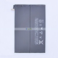 Wholesale 6471mah Original Replacement Built in Battery for iPad Mini Retina Batterie Batterij Bateria by DHL UPS