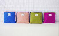 tartan plaid ribbon - Fashion Hot Folding Waterproof Reusable Eco Travel Shoulder Bag Pouch Tote Handbag