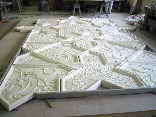 Glass Reinforced Gypsum Product : Grg glass fiber reinforce gypsum board frp