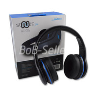 Multi Color Cheap SMS Audio SYNC Wired rue par 50 Cent Casque Noir Blanc Bleu Over-Ear Headphones Wired